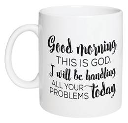 This is God Mug