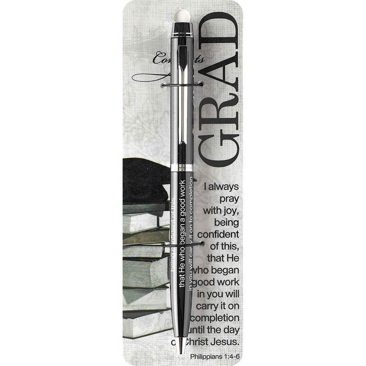 Graduation Pen & Bookmark Set