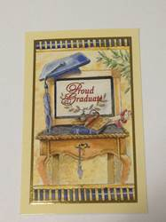 Graduation Prayercard