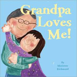 Grandpa Loves Me! Board Book