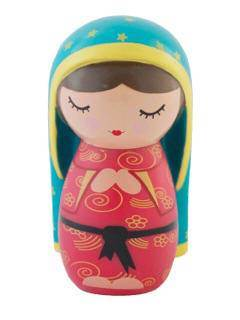 Guadalupe /Mexico Vinyl Doll