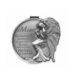 Guardian Angel Visor Clip-Mom
