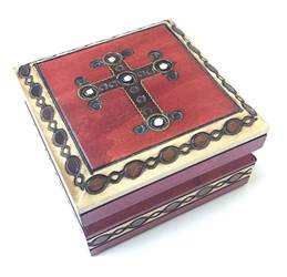 Handmade Cross Box From Poland