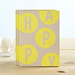 Happy Thoughts Inspirational Book