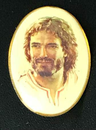 Head of Christ Lapel Pin 25/PK
