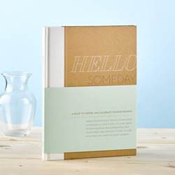 Hello Someday Retirement Gift Book