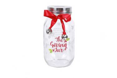 Holiday Giving Jar *WHILE THEY LAST*