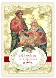 Holy Family Boxed Christmas Cards