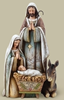 Holy Family Figure nativity, holy family, holy family figure, holy family statue, mary, joseph, jesus, animal, chirstmas gift, 31321