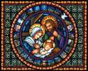 Holy Family Jigsaw Puzzle childrens gift, christmas puzzle, jigsaw puzzle, nativity puzzle, christmas gift, 1000 piece puzzle, games, vc109