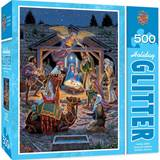 Holy Night 500 pc Jigsaw Puzzle
