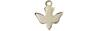 Holy Spirit Dove 14kt Gold Filled Charm (charm only)