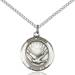 Holy Spirit Necklace Sterling Silver