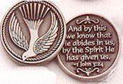Holy Spirit Pocket Token