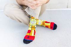 Holy Spirit Socks - Adult