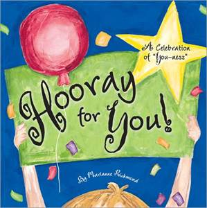 Hooray for You! Board Book
