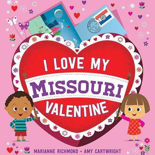 I Love My Missouri Valentine