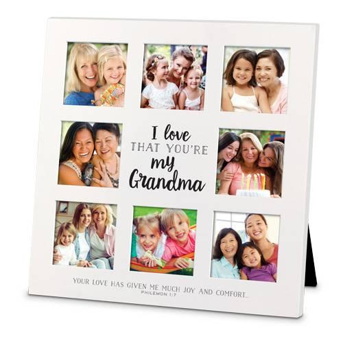 I Love That You\'re My Grandma Frame