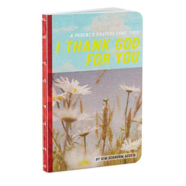 I Thank God For You Book
