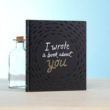 I wrote a book about You Personalized Album