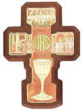 Icon First Communion Wall Cross