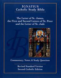 Ignatius Bible Series: Letters of James, Peter and Jude
