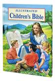 Illustrated Childrens Bible Popular Stories From The Old And New Testaments