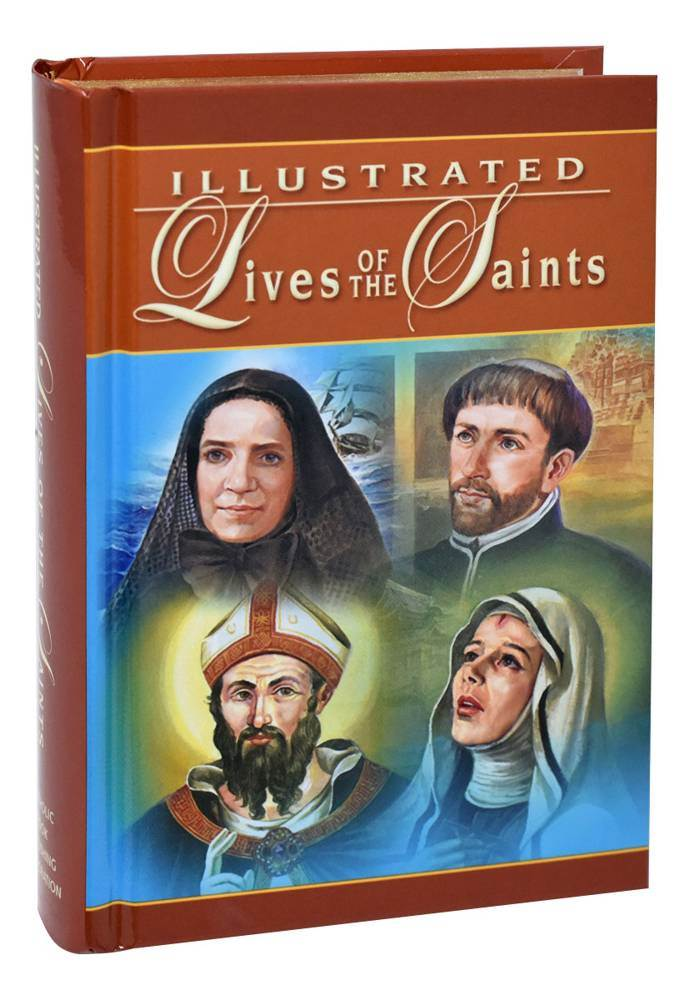 Illustrated Lives Of The Saints I