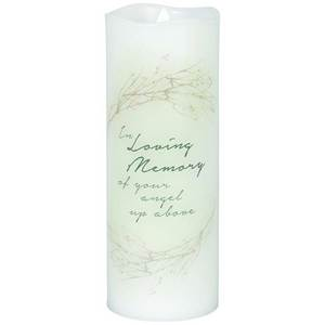 In Loving Memory LED Candle