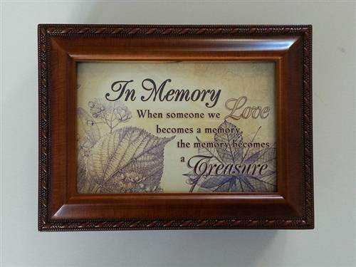 In Memory Music Box