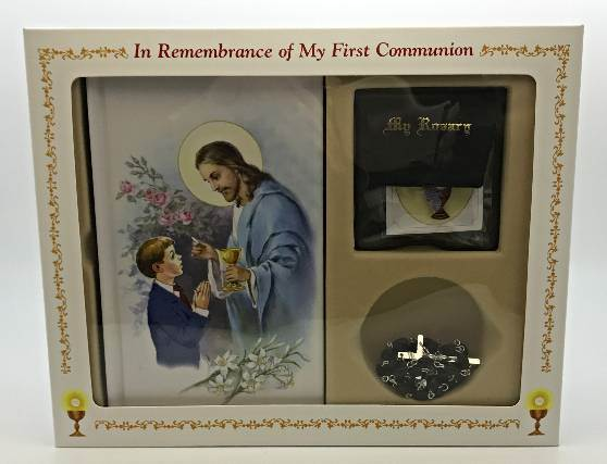 In Remembrance of My First Communion Missal Set