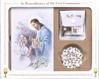 In Remembrance of My First Communion Missal Set White