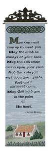 Irish Blessing Wall Tapestry