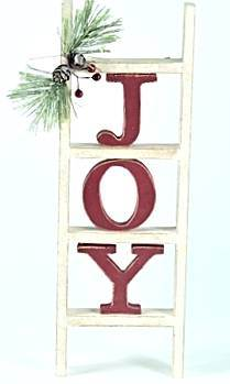 JOY Ladder Wall Decor