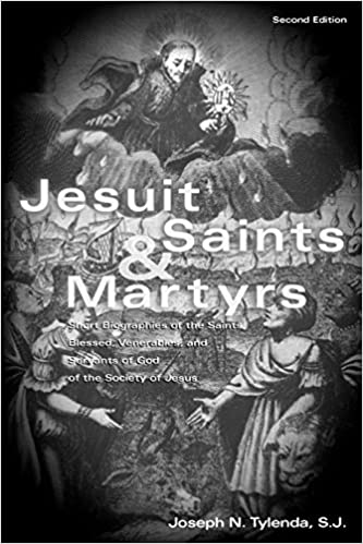 Jesuit Saints And Martyrs