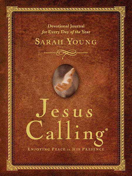 Jesus Calling: A 365 Day Journaling Devotional SARAH YOUNG