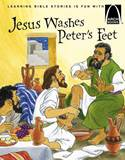 Jesus Washes Peters Feet