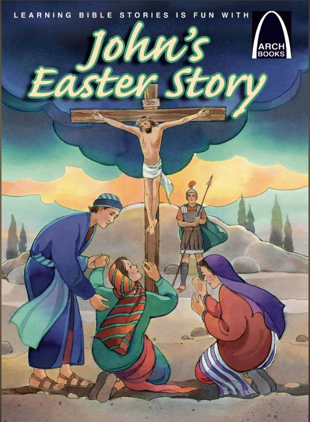 John's Easter Story Arch Book for Children