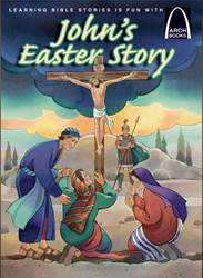 Johns Easter Story Arch Book for Children