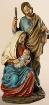 "Joseph Studio 15.5"" Holy Family Figure"