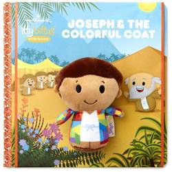 Joseph and the Colorful Coat itty bittys Book Bundle
