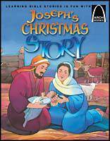 Josephs Christmas Story-Arch Books christmas book, childrens book, christmas gift, seasonal gift, seasonal book, arch books, 591546