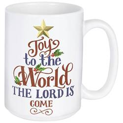 Joy to the World Boxed Mug