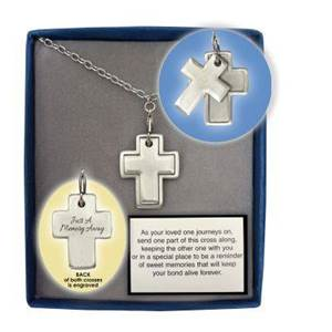 Memorial Necklace with Card