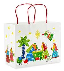 Kids Nativity Gift Bag