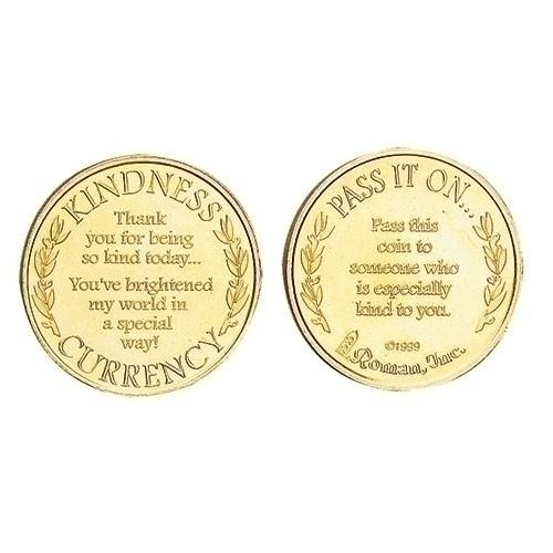 Kindness Currency Coin Set/4
