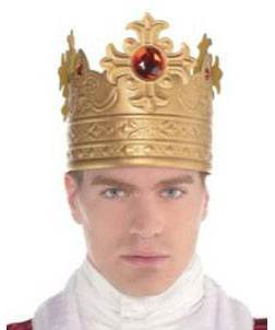 Childrens Crown Costume Accessory