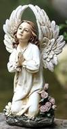 Kneeling Angel Garden Statue *AVAILABLE 11/28; ADVANCE ORDERS ACCEPTED NOW*