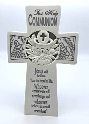 LED First Communion Cross