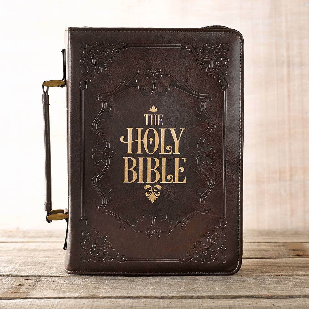 Large Holy Bible Bible Cover